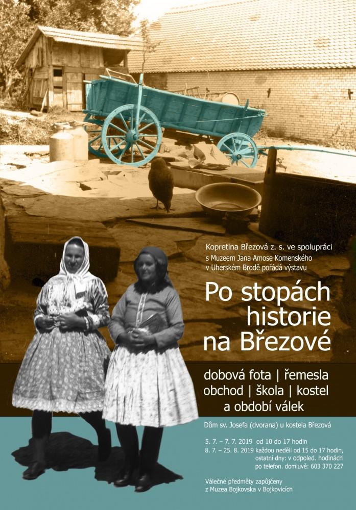 Po stopách historie na Březové